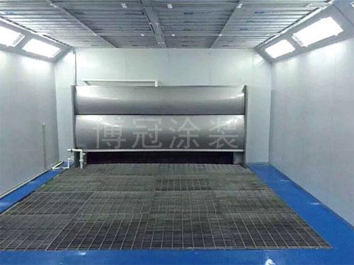 BG-107型水帘喷漆房